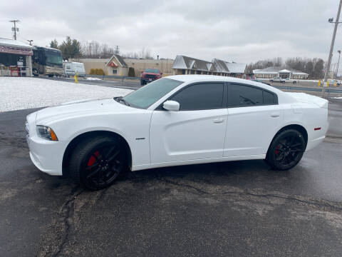 2014 Dodge Charger for sale at Newport Auto Group in Austintown OH