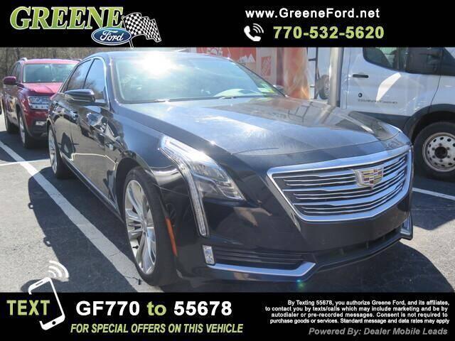 2016 Cadillac CT6 for sale at Nerd Motive, Inc. - NMI in Atlanta GA