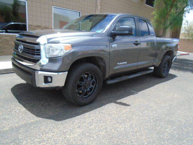 2014 Toyota Tundra for sale at COPPER STATE MOTORSPORTS in Phoenix AZ