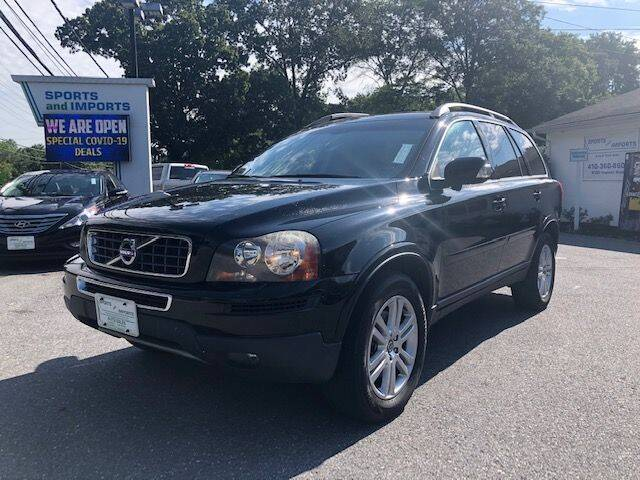 2010 Volvo XC90 for sale at Sports & Imports in Pasadena MD
