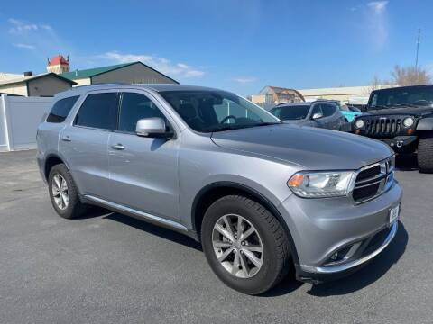 2015 Dodge Durango for sale at Auto Image Auto Sales Chubbuck in Chubbuck ID