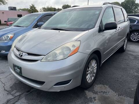 2008 Toyota Sienna for sale at Lakeshore Auto Wholesalers in Amherst OH