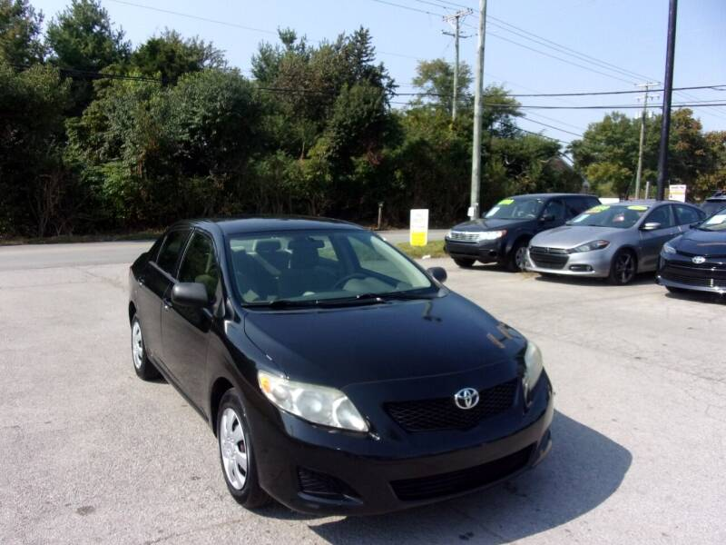 2009 Toyota Corolla for sale at Auto Sales Sheila, Inc in Louisville KY