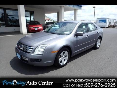 2006 Ford Fusion for sale at PARKWAY AUTO CENTER AND RV in Deer Park WA