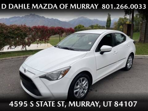 2017 Toyota Yaris iA for sale at D DAHLE MAZDA OF MURRAY in Salt Lake City UT