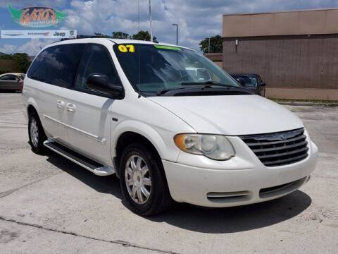 2007 Chrysler Town and Country for sale at GATOR'S IMPORT SUPERSTORE in Melbourne FL