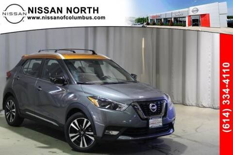 2020 Nissan Kicks for sale at Auto Center of Columbus in Columbus OH