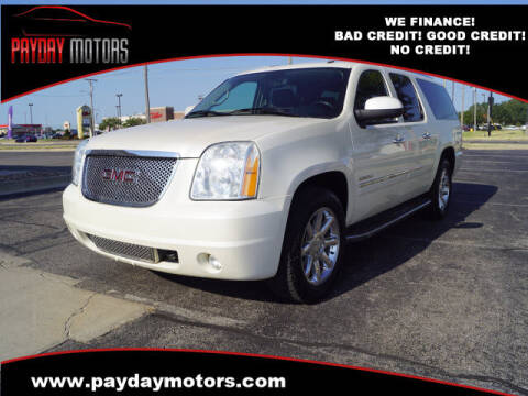 2010 GMC Yukon XL for sale at Payday Motors in Wichita And Topeka KS