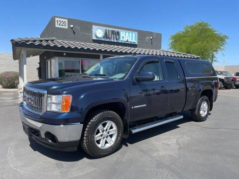 2008 GMC Sierra 1500 for sale at Auto Hall in Chandler AZ