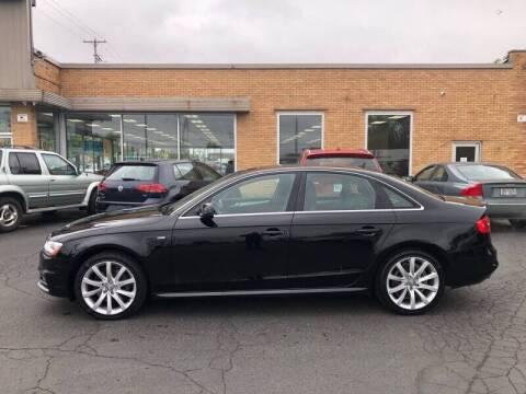 2014 Audi A4 for sale at Auto Galaxy Inc in Grand Rapids MI