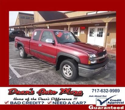 2004 Chevrolet Silverado 1500 for sale at Dean's Auto Plaza in Hanover PA