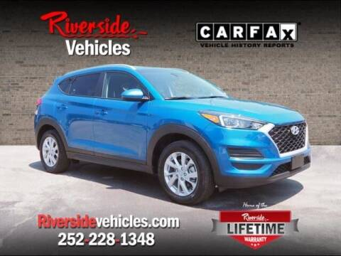 2019 Hyundai Tucson for sale at Riverside Mitsubishi(New Bern Auto Mart) in New Bern NC