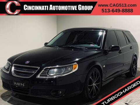 2006 Saab 9-5 for sale at Cincinnati Automotive Group in Lebanon OH