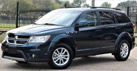 2015 Dodge Journey for sale at Texas Auto Corporation in Houston TX