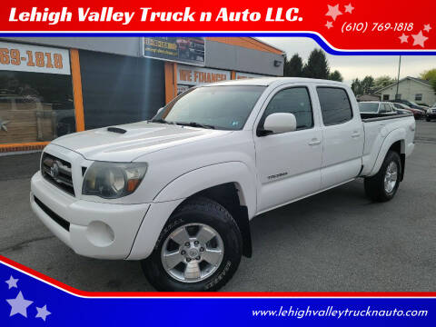 2010 Toyota Tacoma for sale at Lehigh Valley Truck n Auto LLC. in Schnecksville PA