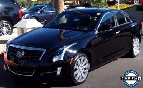 2013 Cadillac ATS for sale at Carma Auto Group in Duluth GA