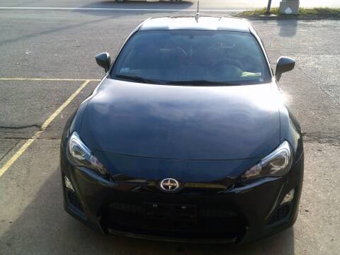 2014 Scion FR-S for sale at Trust Petroleum in Rockland MA