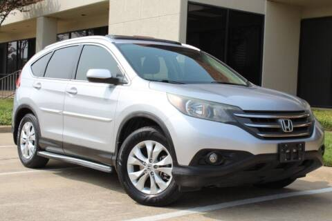 2012 Honda CR-V for sale at DFW Universal Auto in Dallas TX