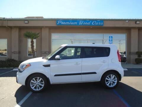 2012 Kia Soul for sale at Family Auto Sales in Victorville CA