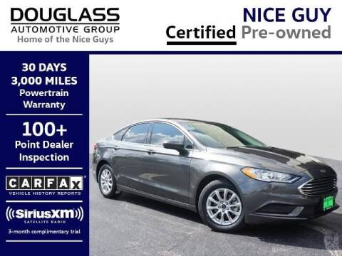 2018 Ford Fusion for sale at Douglass Automotive Group - Douglas Mazda in Bryan TX