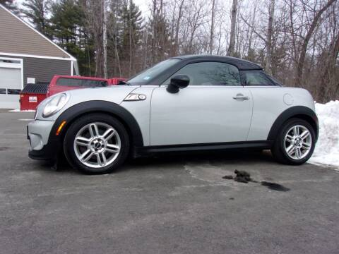 2013 MINI Coupe for sale at Mark's Discount Truck & Auto Sales in Londonderry NH