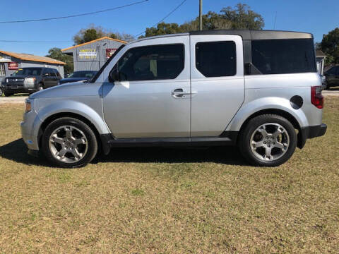 2008 Honda Element for sale at Unique Motor Sport Sales in Kissimmee FL