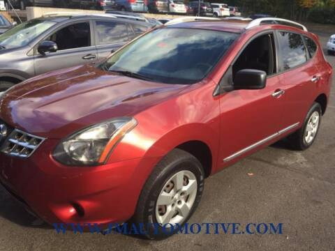 2015 Nissan Rogue Select for sale at J & M Automotive in Naugatuck CT