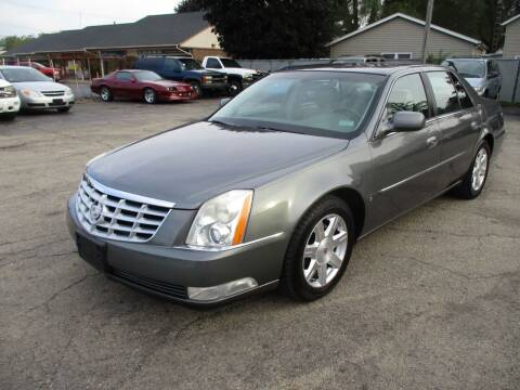 2007 Cadillac DTS for sale at RJ Motors in Plano IL