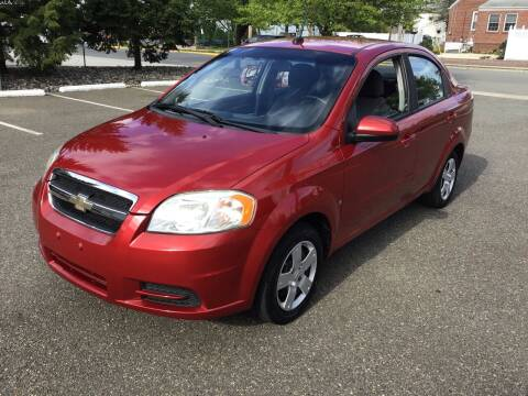 2009 Chevrolet Aveo for sale at Bromax Auto Sales in South River NJ