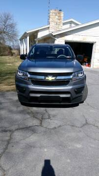 2019 Chevrolet Colorado for sale at US5 Auto Sales in Shippensburg PA