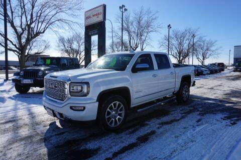 2017 GMC Sierra 1500 for sale at Ideal Wheels in Sioux City IA