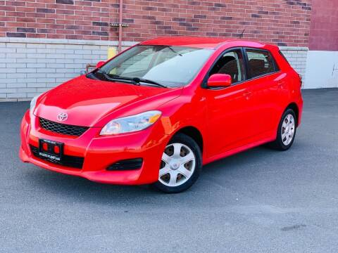 2009 Toyota Matrix for sale at Y&H Auto Planet in West Sand Lake NY