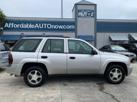 2007 Chevrolet TrailBlazer for sale at Affordable Autos in Houma LA
