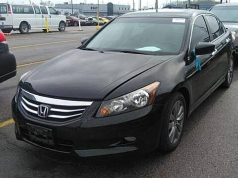 2012 Honda Accord for sale at Gus's Used Auto Sales in Detroit MI