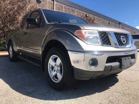 2005 Nissan Frontier for sale at Classic Motor Group in Cleveland OH