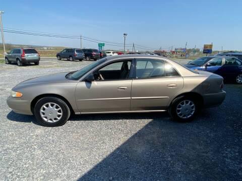 2003 Buick Century for sale at Tri-Star Motors Inc in Martinsburg WV