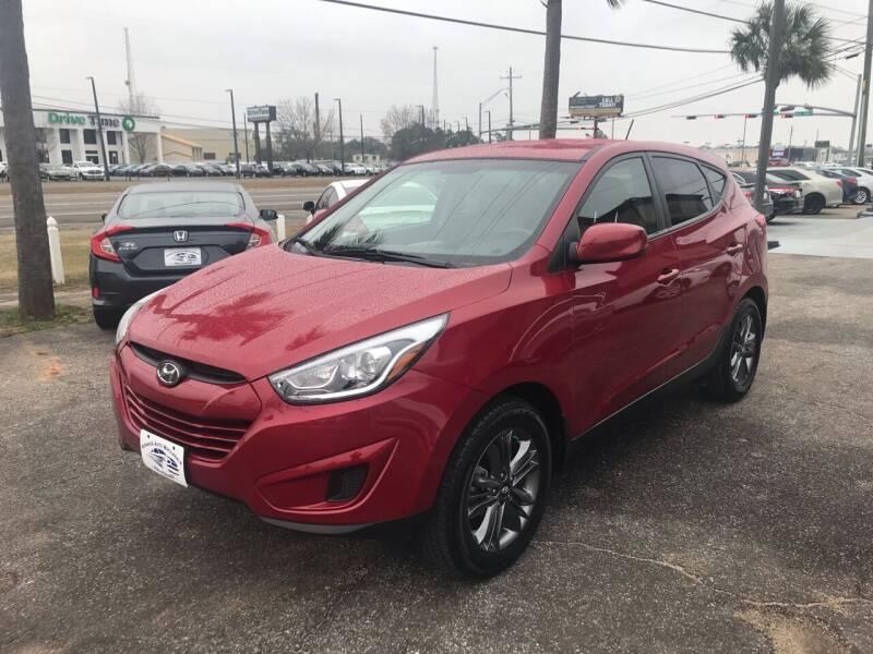 2014 Hyundai Tucson for sale at Advance Auto Wholesale in Pensacola FL