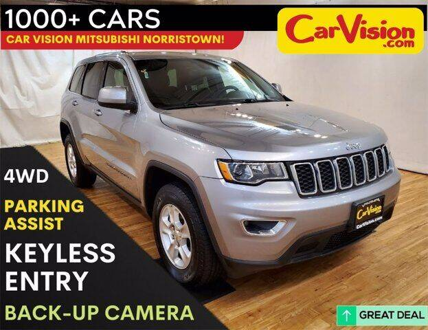 2017 Jeep Grand Cherokee for sale in Norristown, PA
