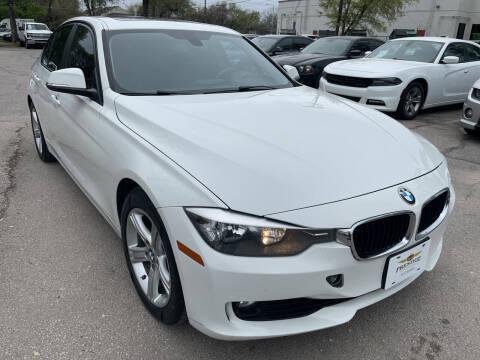 2015 BMW 3 Series for sale at PRESTIGE AUTOPLEX LLC in Austin TX