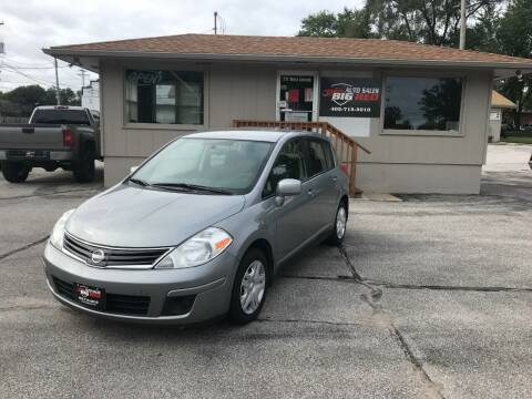 2011 Nissan Versa for sale at Big Red Auto Sales in Papillion NE