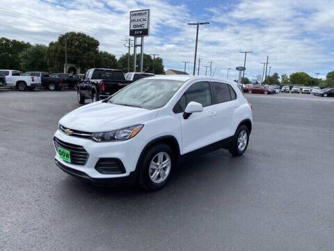 2020 Chevrolet Trax for sale at DOW AUTOPLEX in Mineola TX