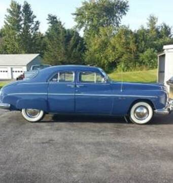 1949 Lincoln Sedan for sale at Haggle Me Classics in Hobart IN