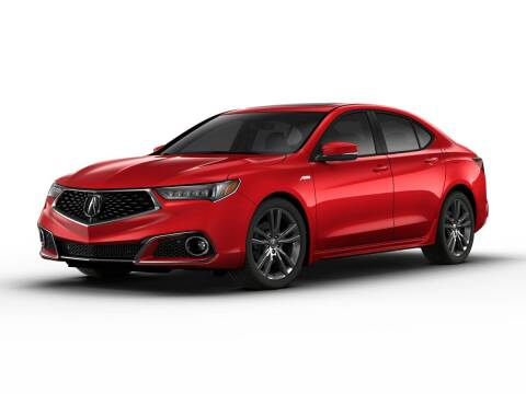 2018 Acura TLX for sale at Hi-Lo Auto Sales in Frederick MD