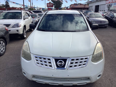 2010 Nissan Rogue for sale at GPS Motors in Denver CO