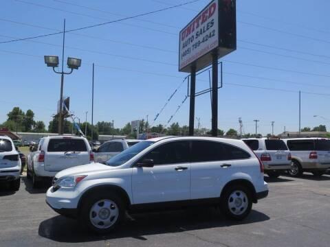 2010 Honda CR-V for sale at United Auto Sales in Oklahoma City OK