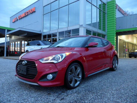 2014 Hyundai Veloster Turbo for sale at AUTO CONNECTION LLC in Montgomery AL
