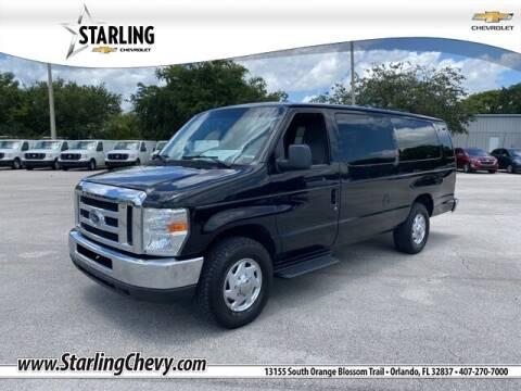 2014 Ford E-Series Wagon for sale at Pedro @ Starling Chevrolet in Orlando FL
