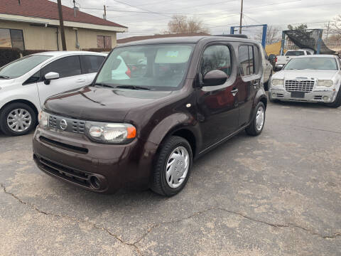 2013 Nissan cube for sale at Robert B Gibson Auto Sales INC in Albuquerque NM