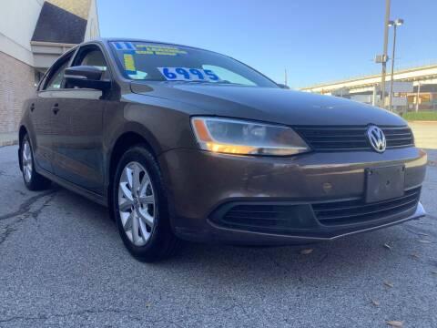 2011 Volkswagen Jetta for sale at Active Auto Sales Inc in Philadelphia PA