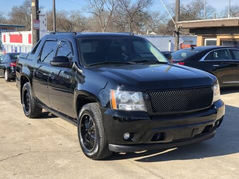 2009 Chevrolet Avalanche for sale at Safeen Motors in Garland TX